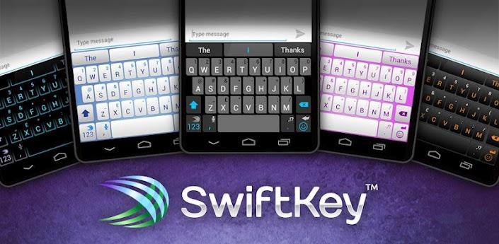 Teclados SwiftKey